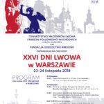 Zapraszamy na XXVI Dni Lwowa